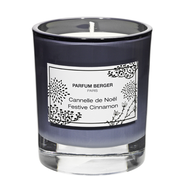 Festive Cinnamon Candle - Special Holiday Edition