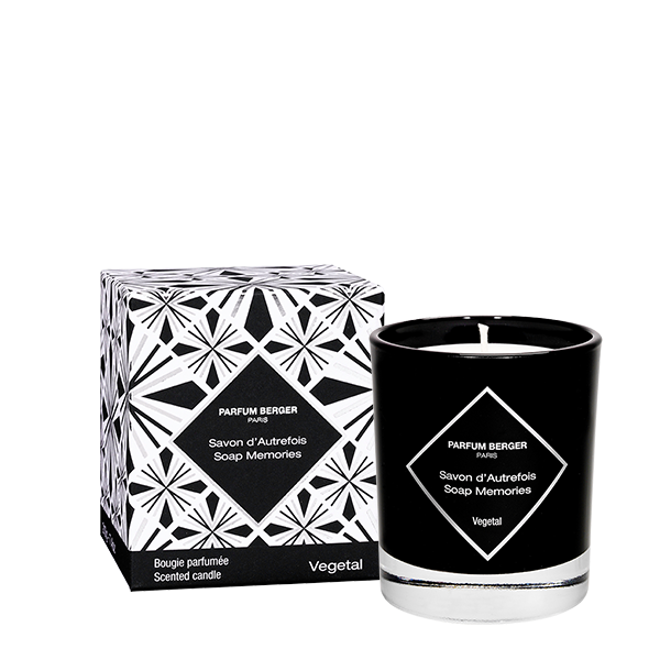Graphic Collection Candle - Soap Memories