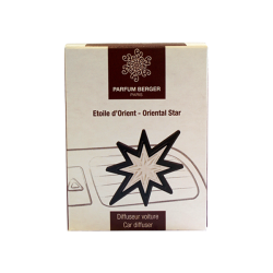 Car Scented Diffuser Star (Oriental Star)